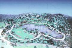 Showa Kinen Koen Japanischer Garten Karten