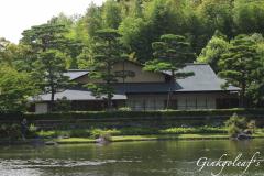 Showa Kinen Koen Japanischer Garten