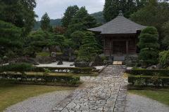 Trockenlandschaftsgarten Gyokurin-ji