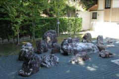 Trockenlandschaftsgarten im Hoko-ji