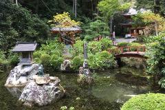 Hoko-ji Benten Insel
