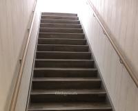 Marui Treppen zum Dachgarten