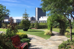 Marui Dachgarten