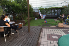 Odakyu Dachgarten